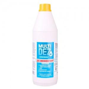 Мультидез универсальный Концентрат для дезинфекции 1 л