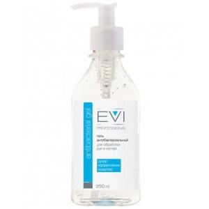 EVI professional Гель антибактериальный для обработки рук (с дозатором 250 мл)