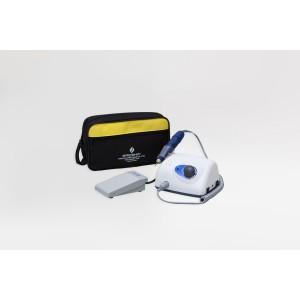 Аппарат для маникюра Strong 210/105L (35000 об) с педалью в сумке