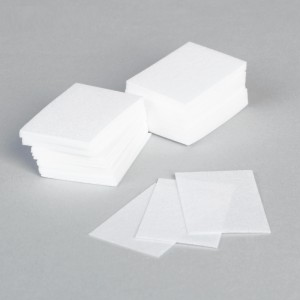 Салфетки безворсовые спанлейс 5х5 см 100шт