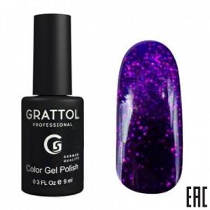 Grattol Color Gel Polish  Luxury Stones - Amethyst 01