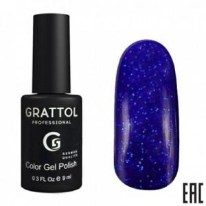 Grattol Color Gel Polish  Luxury Stones - Sapphire 02