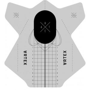 ARTEX формы прямоугольные универсальные 10 шт