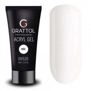 Grattol Acryl Gel 002 - акригель камуфляж