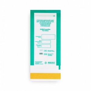 Медтест (Стеримаг), Пакеты прозрачн. 75х150 комб. для стерилизации (100 шт/уп)