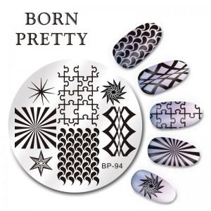 BP-094 Диск для стемпинга 5.5 см (33727) Born Pretty