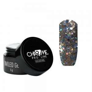 Гель CHARME Shine Gel для дизайна 02 - афродита