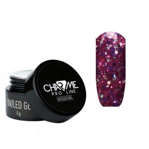 Гель CHARME Shine Gel для дизайна 04 - деметра