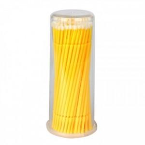 "Микробраши ""Soline Charms"" MEDIUM 1,5 мм  (желтые) 100 шт"