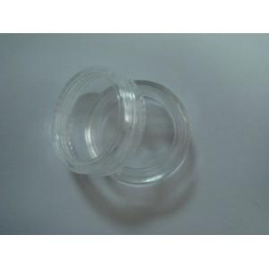 BORN PRETTY Набор штамп большой прозрачный силиконовый + скрапер (26498)-1