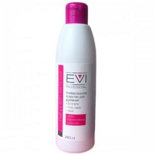 EVI professional  Средство для снятия биогеля, геля, гель-лака 250 мл