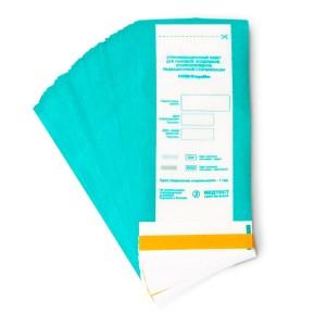 Медтест (Стеримаг), Пакеты прозрачн. 100х200 комб. для стерилизации (100шт/уп)
