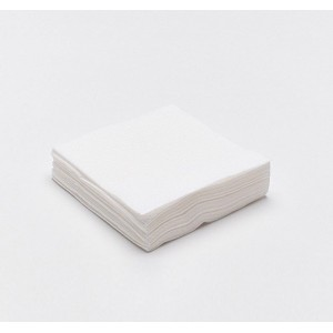 Салфетки 20*30 одноразовые 100шт пачка (белые)