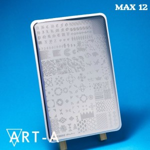Art-A Пластина для стемпинга MAX 12-17