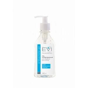 EVI professional Гель антибактериальный для обработки рук (с дозатором 100 мл)