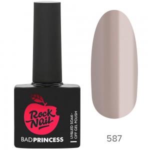 RockNail Bad Princess Р587 Glass Stiletto