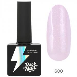 RockNail Basic Р600 Pink Dollars