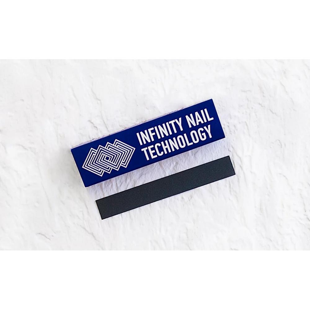 Infinity nail Файл  МINI 240 grit  Black