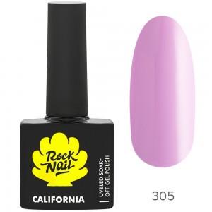 RockNail California Р305 Juicy Figs Гель лак