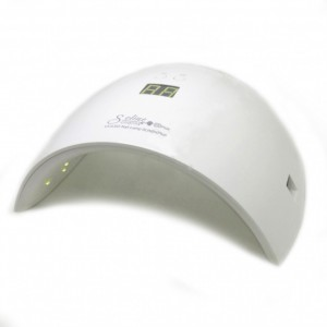 Soline Sun 9X Plus белая 36 Ватт Лампа гибрид  для гель лака