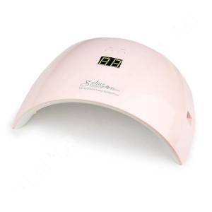 Soline Sun 9X Plus розовая 36 Ватт Лампа гибрид  для гель лака