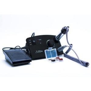 Soline LX-868-30000 об, 30вт Черный Аппарат для маникюра