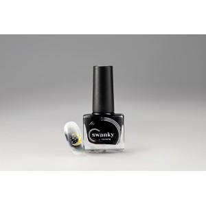 Акварельные краски Swanky Stamping, №10, серый, 5 мл