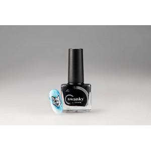 Акварельные краски Swanky Stamping, №15, голубой, 5 мл