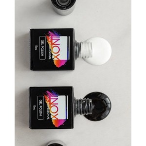 INOX И001 - Белый классический гель лак