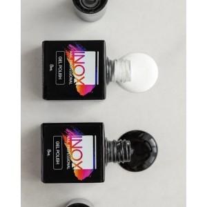 INOX И002 - Черный классический гель лак