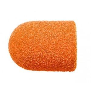 Lukas Колпачки педикюрные D10 мм Абразив 320 (Оранжевые) 10шт/упак