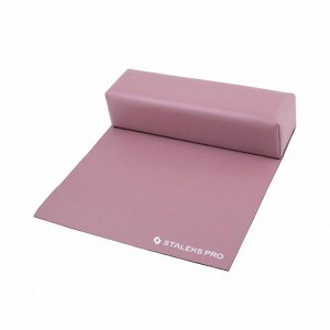 "Staleks Подлокотник ""мини"" с ковриком EXPERT 10 TYPE 1 ( розовый)"