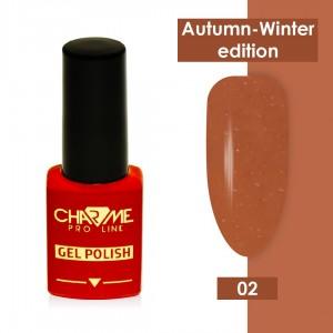 Charme Autumn-Winter 2020-2021 - Ш002 Гель-лак