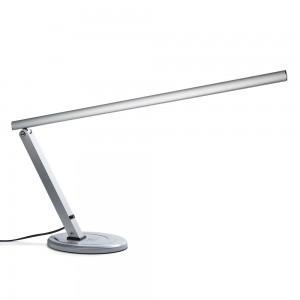 TNL Светодиодная лампа для рабочего стола - серебряная