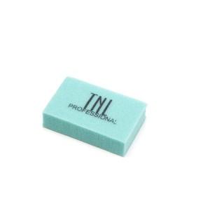 TNL Баф medium - бирюзовый в индивидуальной упаковке