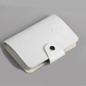Кейс для пластин Swanky Stamping, на 20 пластин, белый