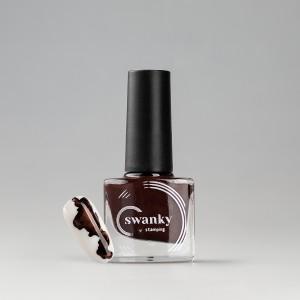 Акварельные краски Swanky Stamping PM 02, коричневый, 5 мл