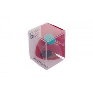 Staleks Диск педикюрный (р-р S, 15 мм) пластиковый PODODISC EXPERT (в компл. с файлами 5шт, 180 грит)