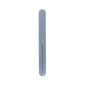 Staleks Пилка прямая минеральная для ногтей EXCLUSIVE 150/150 грит