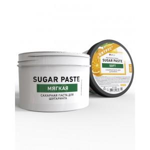 Milv Сахарная паста Мягкая Цитрус 550г для шугаринга (Арт.18106)
