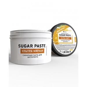 Milv Сахарная паста Ультра мягкая Цитрус 550 г для шугаринга (Арт.18113)