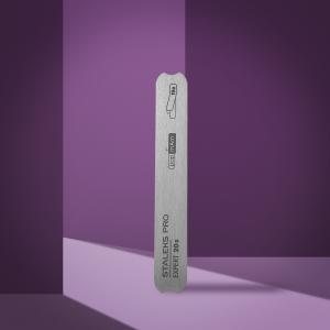 Staleks Основа-пилка пластиковая скошенная прямая Expert 20